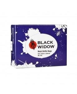 Black Widow Vienkartiniai maišeliai buteliukui (250 vnt.)