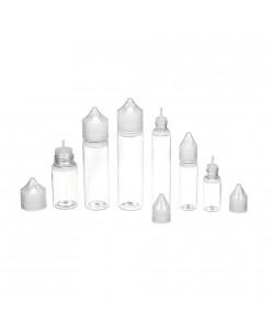 Unicorn tipo buteliukas (įvairūs dydžiai) 1 vnt.
