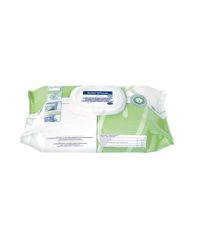 Bacillol 30 Tissues paviršių dezinfekavimo servetėlės (18 x 20 cm)