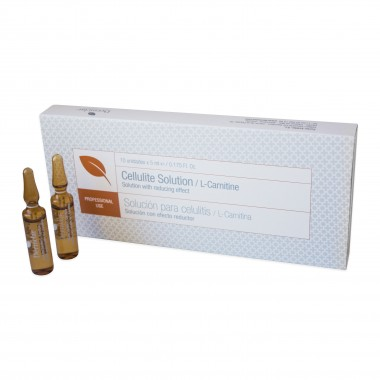 Dermclar Cellulite Solution/ L- Carnitine 5ml