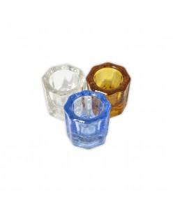 Stiklinis indelis dažams 5ml