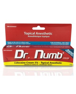 Original Dr. Numb anestetinis kremas (30g.)