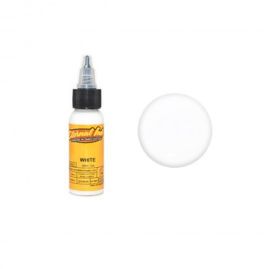 Eternal Ink White pigmentas (30ml.)