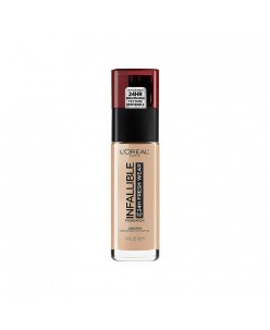 L'Oréal Infallible 24h Fresh Wear makiažo pagrindas 30ml (220 Sable/Sand)