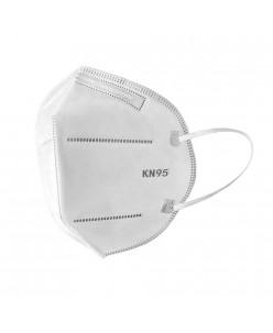 Apsauginė veido kaukė - respiratorius 4 sluoksnių KN95 1vnt.