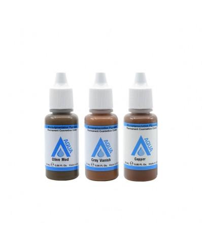 Li Pigments Aqua korektoriai (15ml)