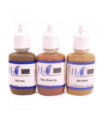 Li Pigments Micro Colors H2O korektoriai (12ml.)