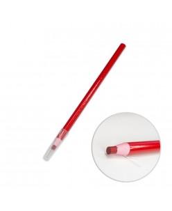 Pieštukas lūpų procedūrai (raudonas)
