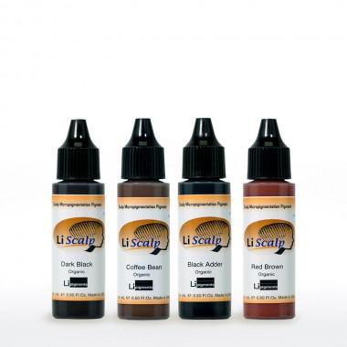 Li Pigments Hair Scalp pigmentai (15ml.)