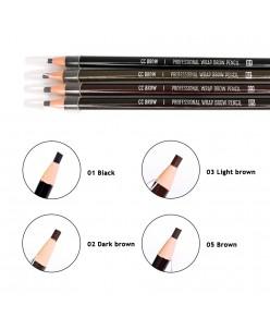 Lucas's Cosmetics ilgalaikis antakių pieštukas 1vnt.