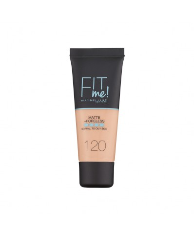 Maybelline Fit Me Matte and Poreless makiažo pagrindas 30ml