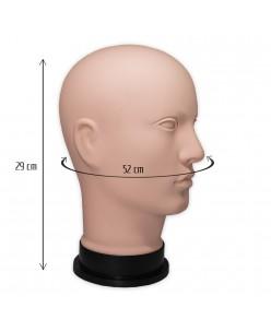 Vyro manekeno galva