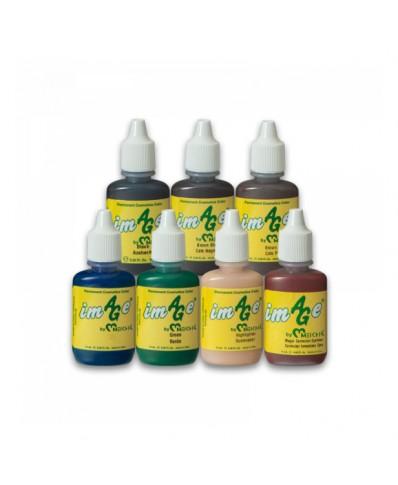 Mei-Cha Image pigmentai akims 15 ml.