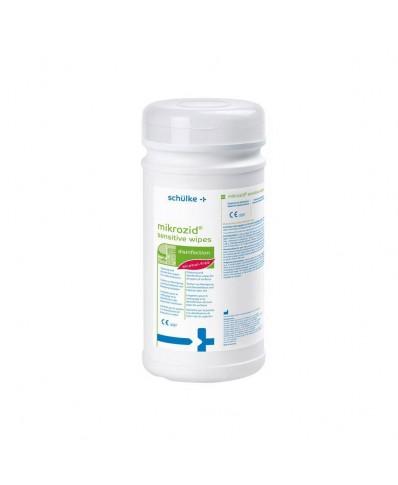 Mikrozid AF Jumbo sensitive servetėlės dezinfekcijai (200 vnt. dėžutėje)