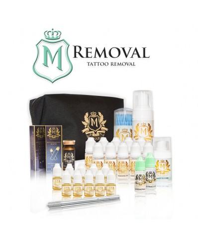 M REMOVAL ONLINE MOKYMAI + RINKINYS