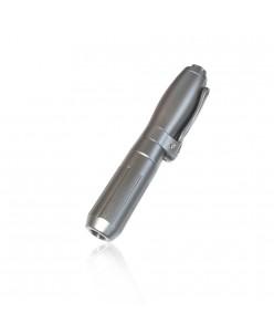 Beadatinis injektorius 0,5 ml (sidabrinis)