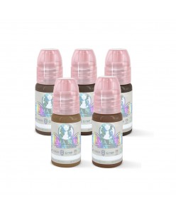 Perma Blend pigmentai antakiams 15ml.