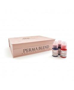 Perma Blend StarLine pigmentų rinkinys 12x15ml