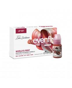 Perma Blend Evenflo lūpoms pigmentų rinkinys 15 ml. (5 vnt.)