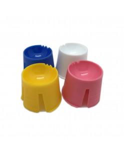 Plastikinis indelis dažams 4ml