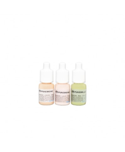 Purebeau korektoriai (5ml.)