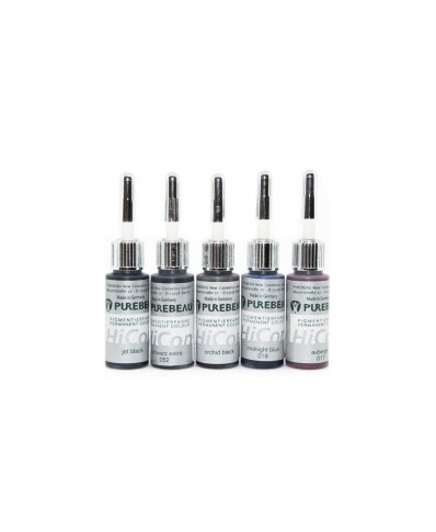 Purebeau pigmentai akims (10ml.)