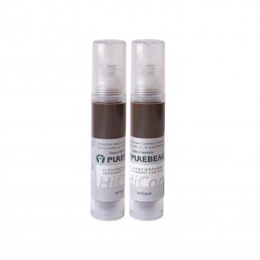 Purebeau beoris pigmentas antakiams 10ml (Antique)