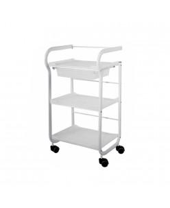 Kosmetologinis vežimėlis Silverfox