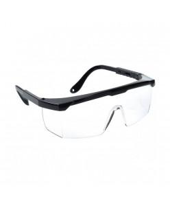 Klasikiniai apsauginiai akiniai, skaidrūs 1 vnt.