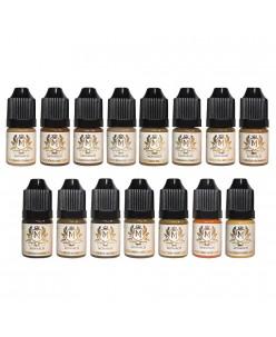 Skin Monarch Classic linijos pigmentai antakiams 5 ml.