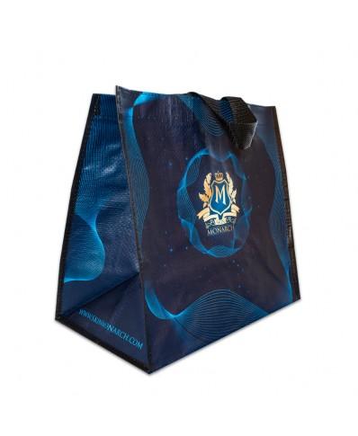 Ekologiškai perdirbtas austinio PP pluošto krepšys