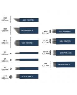 Skin Monarch Microblading adatos (30 vnt.)