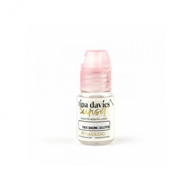 Tina Davies Sunset Thick Solution - skiediklis 15ml.