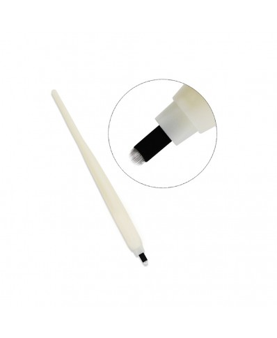 18U Vienkartinis Microblading Penas (1 vnt.)
