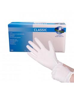 CLASSIC Lateksinės pirštinės (XS - S - M - L - XL)