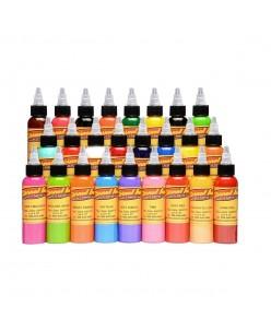 Eternal Ink pigmentų rinkinys (25 spalvos)