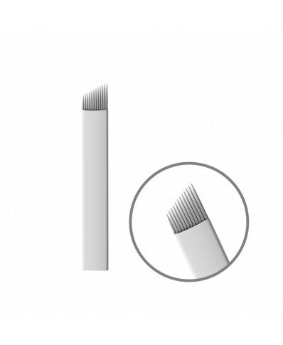 Biomaser Microblading 12-galė adata