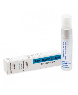 Goochie anestetinis kremas akims-antakiams (10ml.)