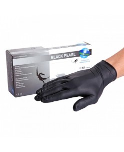 Black Pearl Nitrilinės pirštinės (XS - S - M- L)