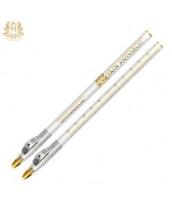 Skin Monarch baltas kontūrinis pieštukas