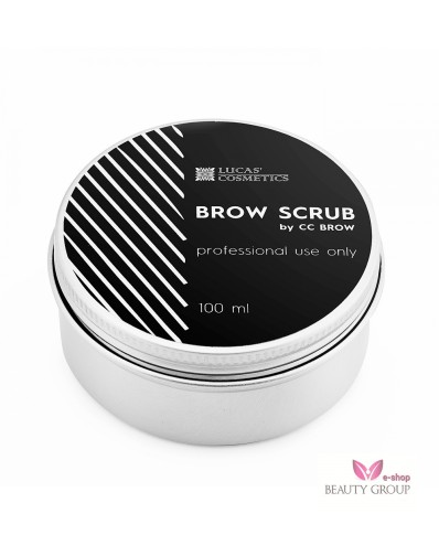 Antakių šveitiklis CC Brow Scrub (100ml.)