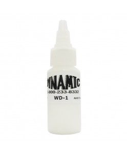 Dynamic White Tattoo Ink baltas pigmentas (30ml.)