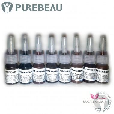 Purebeau pigmentai antakiams (3ml.)