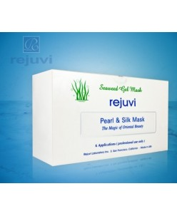 Rejuvi šilkinė perlų kaukė (1 aplikacija)