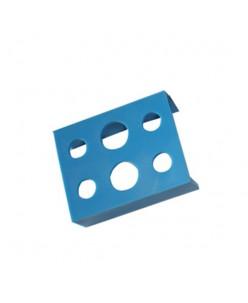 Pigmentų indelių laikiklis 6 skylių (plastmasinis)