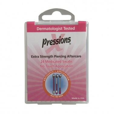 X-Pressions dezinfekciniai tamponėliai