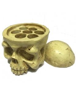 Pigmentų indelių laikiklis (Skull)