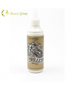 Bullets pigmentas tatuiruotėms (ALL WHITE) 35ml./150ml.