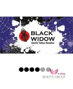 Black Widow F plokščia adata (5 vnt.)