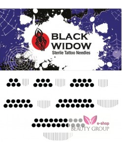 Black Widow RM adata spalvinimui (5 vnt.)